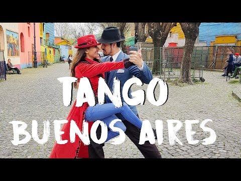 TANGO EN BUENOS AIRES, ARGENTINA 2  | MARIEL DE VIAJE
