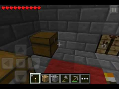 Jake Plays Minecraft Pocket Edition Ep 11: Mob Grinder With Great Rates!