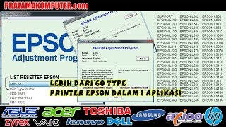 RESET EPSON L396 PRINTER WITH - Reset Epson L3050 L3070