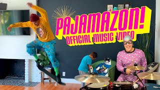 """Pajamazon! Official Music Video by The Aquabats! from """"Kooky Spooky... in Stereo!"""""""