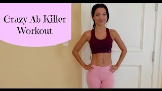 Crazy Ab Killer Workout