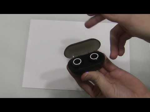 Беспроводные Bluetooth наушники Briame обзор отзыв, сравнение с I9S-TWS (AirPods аналог)
