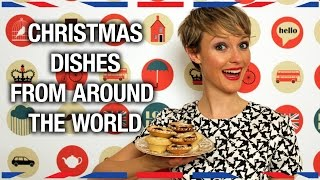 Christmas Dishes From Around the World - Anglophenia Ep 44(Join us for an international holiday feast, as Anglophenia's Kate Arnell takes a look at several traditional Christmas dishes from around the world. Starting with ..., 2015-12-16T18:20:21.000Z)