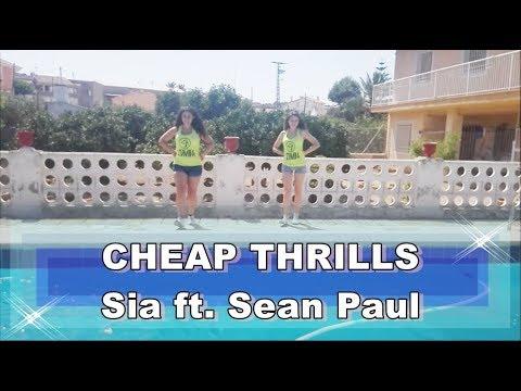 Cheap Thrills - Sia Ft. Sean Paul (Coreografría Naylar Zumba)
