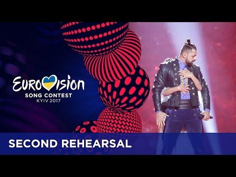 Joci Pápai - Origo (Hungary) EXCLUSIVE Rehearsal footage