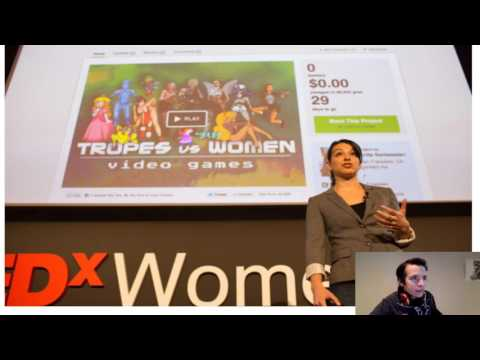 Anita Sharkgirl: the final chapter of Tropes vs Women in video games