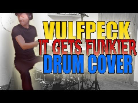 VULFPECK /// It Gets Funkier /// Drum Cover by Richie Dittrich mp3