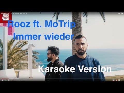 Rooz ft. MoTrip - Immer wieder - Instrumental (Karaoke Version)