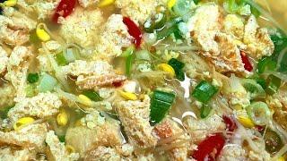 황태 콩나물국 맛있게 끓이는법, 시원한 황태국 맛있게 끓이기