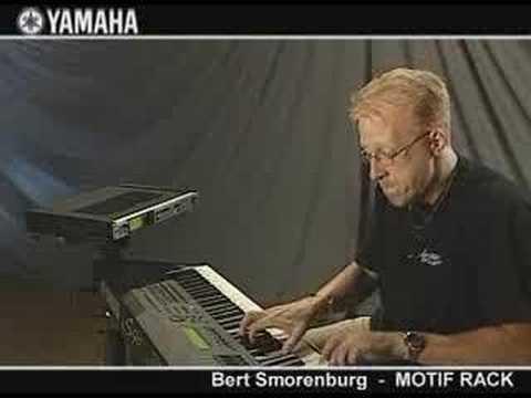 Yamaha Motif Rack Video Demo