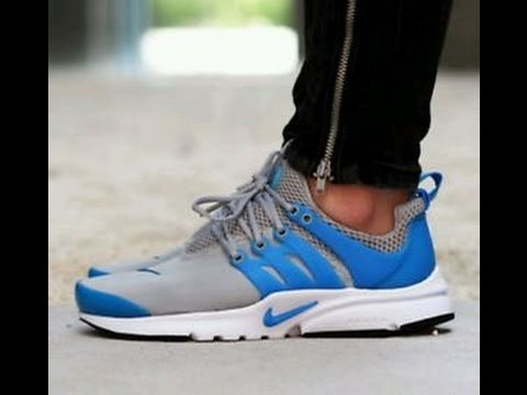 NIKE AIR PRESTO CLEANING! CREP PROTECT!