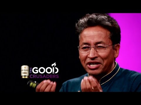 Sonam Wangchuk - A crusader in the education sector