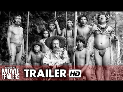 Embrace of the Serpent Official Trailer - Oscar Foreign Film Nominee 2016 [HD]