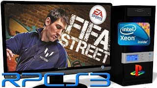 RPCS3 0.0.5 [PS3] - FIFA Street [Ingame] Async Shaders. Vulkan api #1