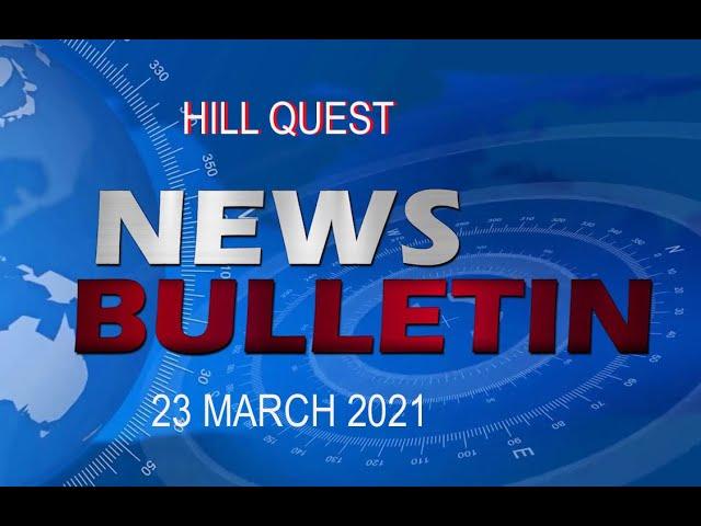 News Bulletin March 23-2021