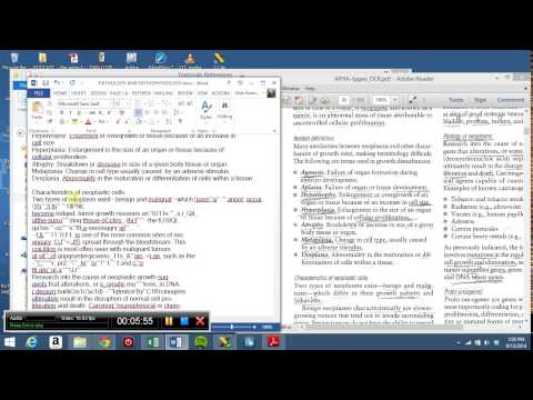 How to Listen to a Clean PDF Read OutLoud or Create a Clean from a Dirty One