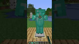 Minecraft: Armour Stand Swapper #Shorts