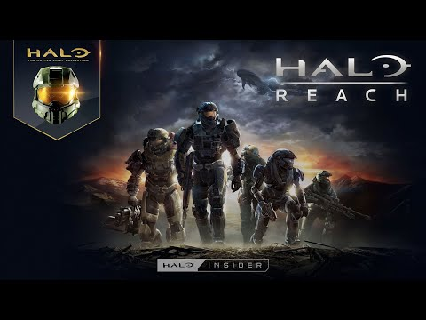 "Halo Reach PC 4K playthrough ""Tip of the Spear"""