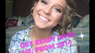 Get Ready With Me: Prom 2014