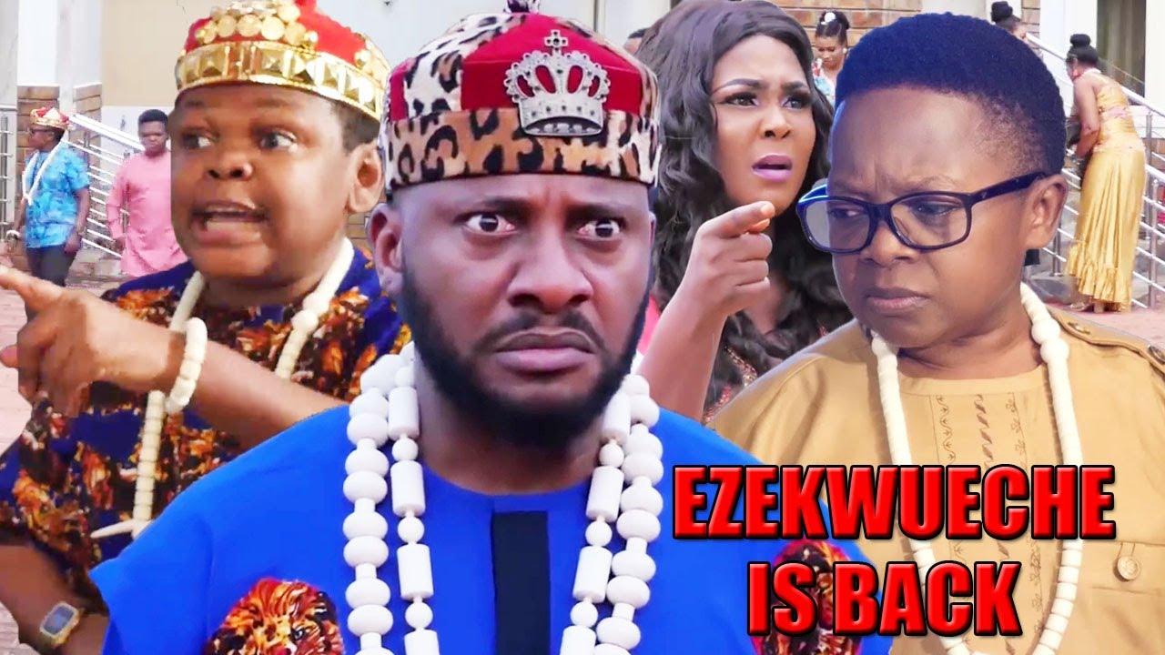 Download EZEKWUECHE IS BACK PART  7 & 8  (New Movie) 2020 NEW MOVIE  YUL EDOCHIE AKI & PAWPAW  LATEST MOVIE