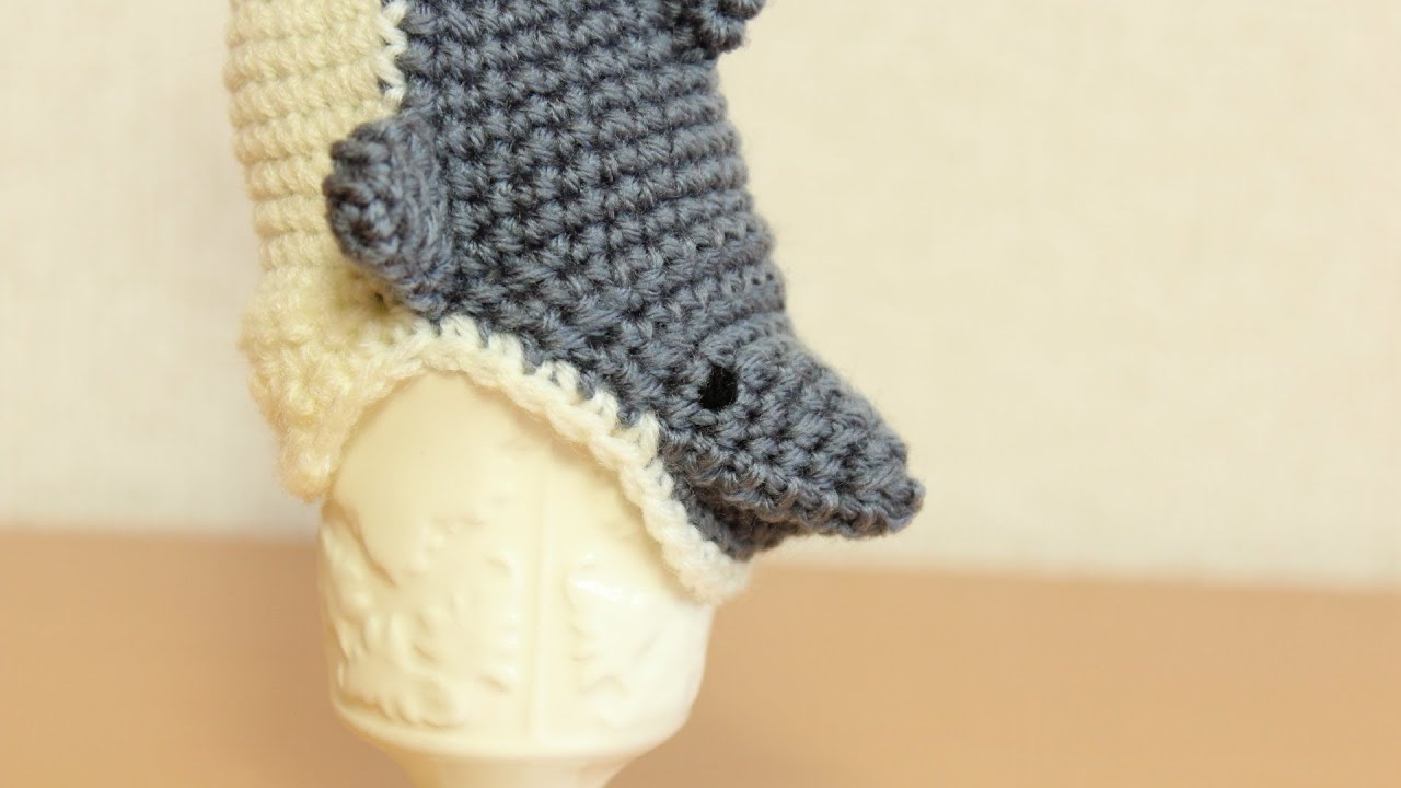 Crochet Egg Cosy - YouTube