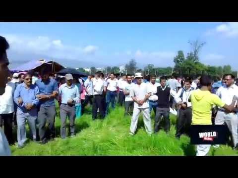 Gaura Parva 2072 tudikhel  A cultural festival of far western Nepal