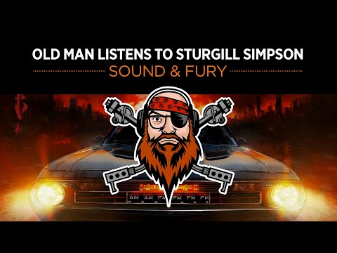 Sturgill Simpson - Sound & Fury | Full Album Spin & Review