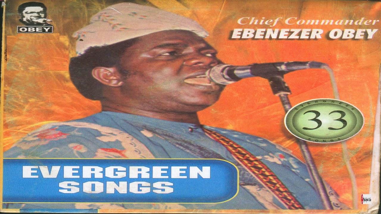 Download Chief Commander Ebenezer Obey - Ona Egbado (Official Audio)
