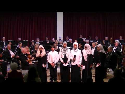 "Al Fatih Academy recites ""I Have A Dream"""
