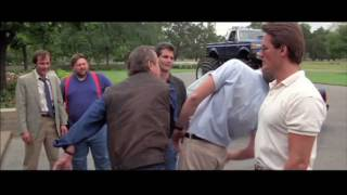 Every Face Punch in Road House!