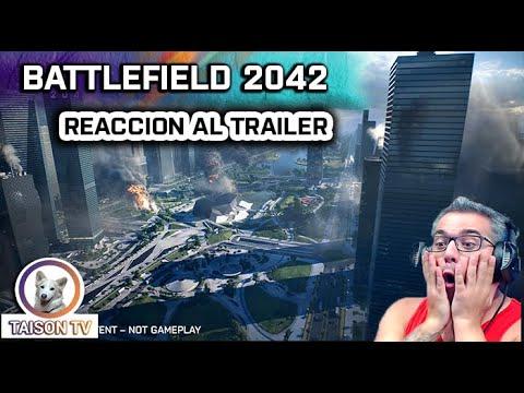 Mi Reacción al Tráiler de Battlefield 2042 - Ostia Fruta, Toma mi Fruto Dinero EA