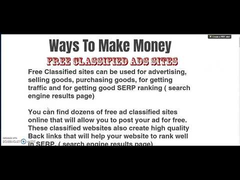 Post Ads Free / Tips For Effective Craigslist Marketing - Places To Post Free Online Classified Ads