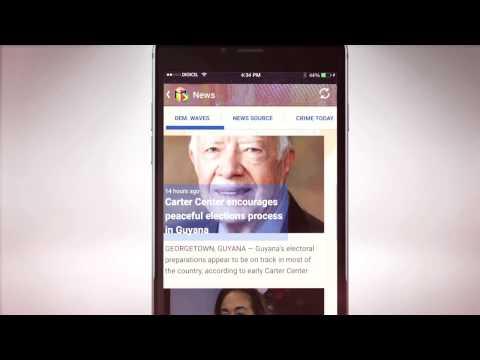 SmartSure Guyana Mobile App