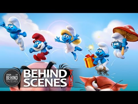 Smurfs: The Lost Village (Behind The Scenes)