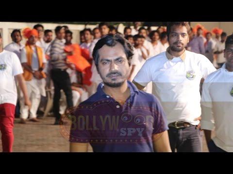 Nawazuddin Siddiqui At Salman Khan's...