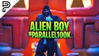 Fortnite Montage - Alien Boy (Oliver Tree) #Parallel100kRC