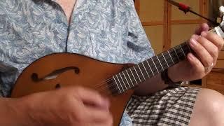Lagerboogie  Sehr leichtes Stück für Mandoline