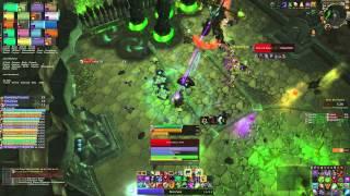 set sail for fail vs. Fel Lord Zakuun Mythic - Affliction Warlock PoV - World #21