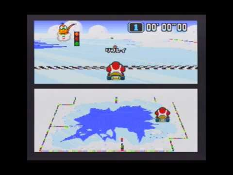"Super Mario Kart (NTSC) Time Trial : Vanilla Lake 2 (VL2) - 9""34 non-NBT - Opener World Record"