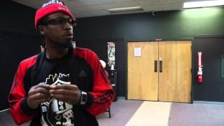 Young Swizzerve interviews YukMouth (MR I GOT 5 ON IT)