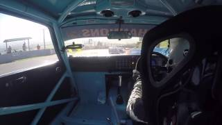 2016 touring car masters race 3 aus vs nz bathurst 1000    adam garwood