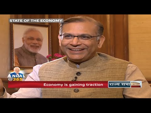 State of the Economy with Jayant Sinha