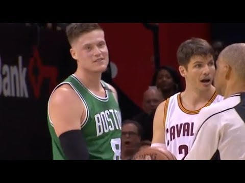 Swedish Savior: Jonas Jerebko Game 3 High Lights