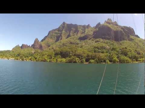 Cooks Bay, Moorea, Society Islands