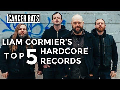 CANCER BATS Liam Cormier's Top 5 Hardcore Records | BangerTV