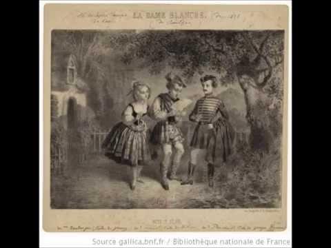 François-Adrien Boieldieu - LA DAME BLANCHE - Trio: