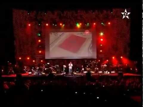 حسين الجسمي حفل موازين 2011 في المغرب Hussain AlJassmi MAWAZINE