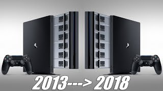 In Theory: What Would A 2018 Console From Sony Look Like, And How Would It Stack Up To 2013's PS4?