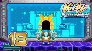 Kirby Planet Robobot Playthrough