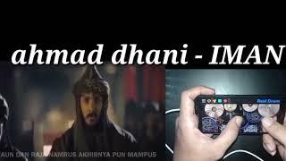 ahmad dhani - IMAN - cover realdrum